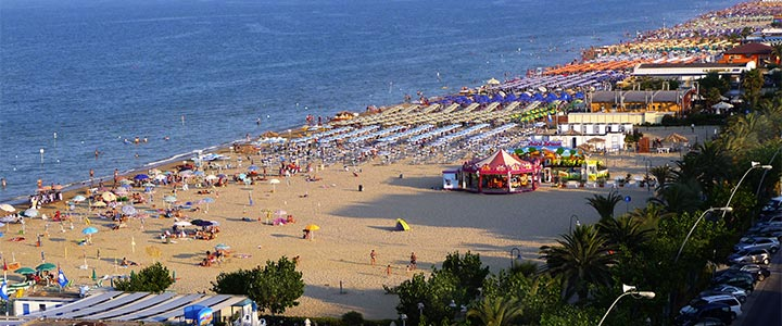 Hotel sul mare con spiaggia privata per vacanze in Abruzzo