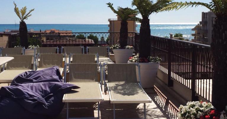 Hotel Boracay Alba Adriatica Vista Mare