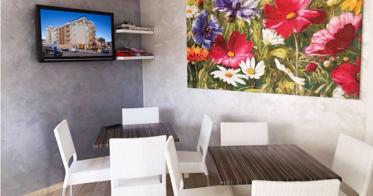 Sala Bar Hotel Boracay Alba Adriatica